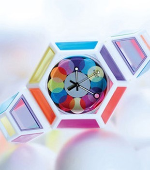 swatch dodecahedron collision