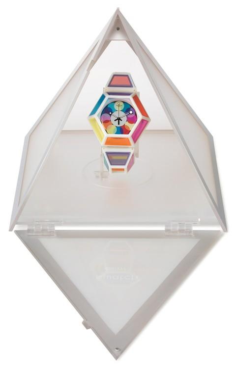 Limitowana kolekcja Swatch Dodecahedron Collision
