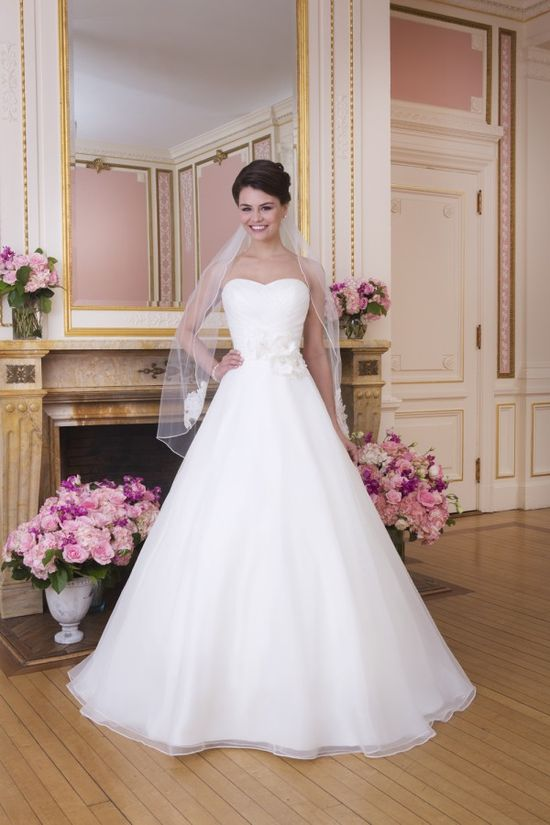 Suknie ślubne Sweetheart kolekcja 2014