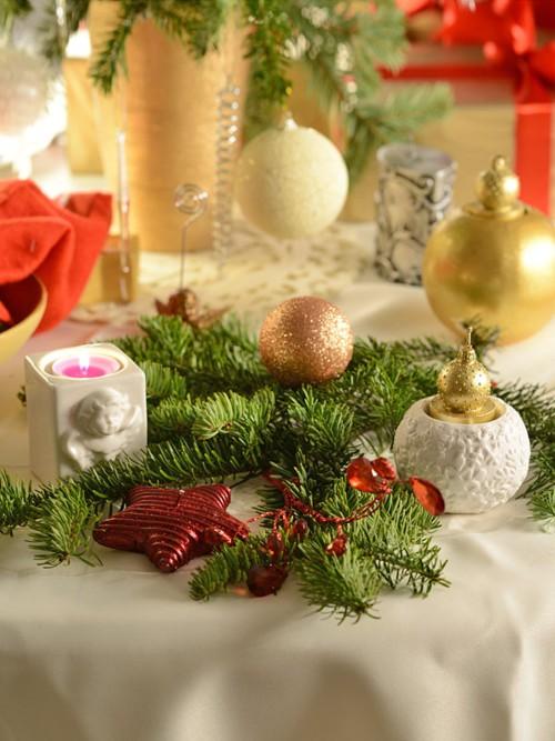 Świąteczne drobiazgi od Top Secret w ciekawych aranżacjach