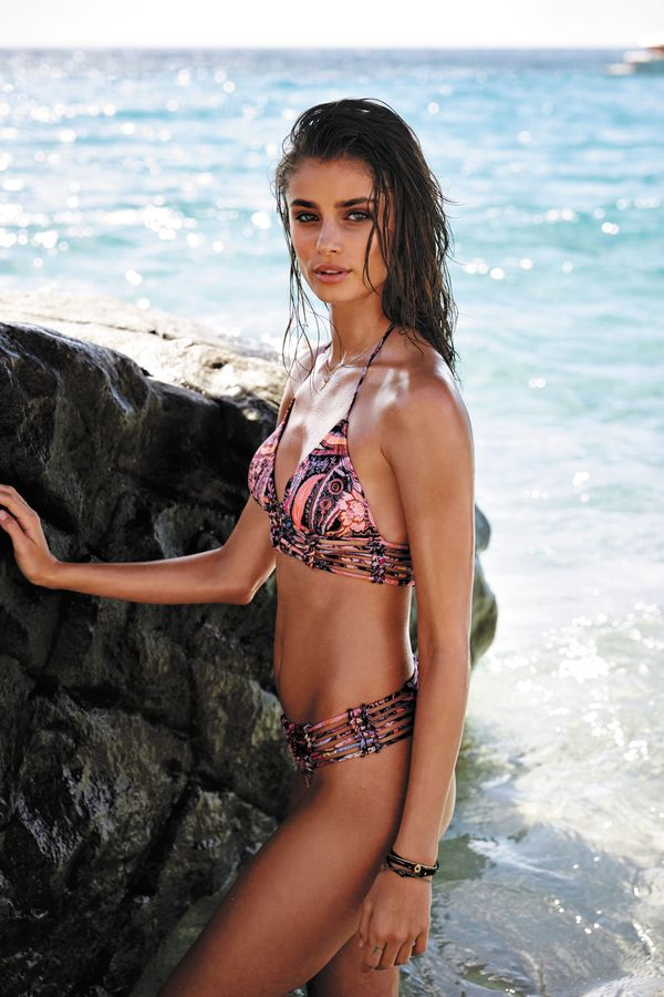 Victoria's Secret - trés sexy in ST. BARTH! - stroje kąpielowe 2016