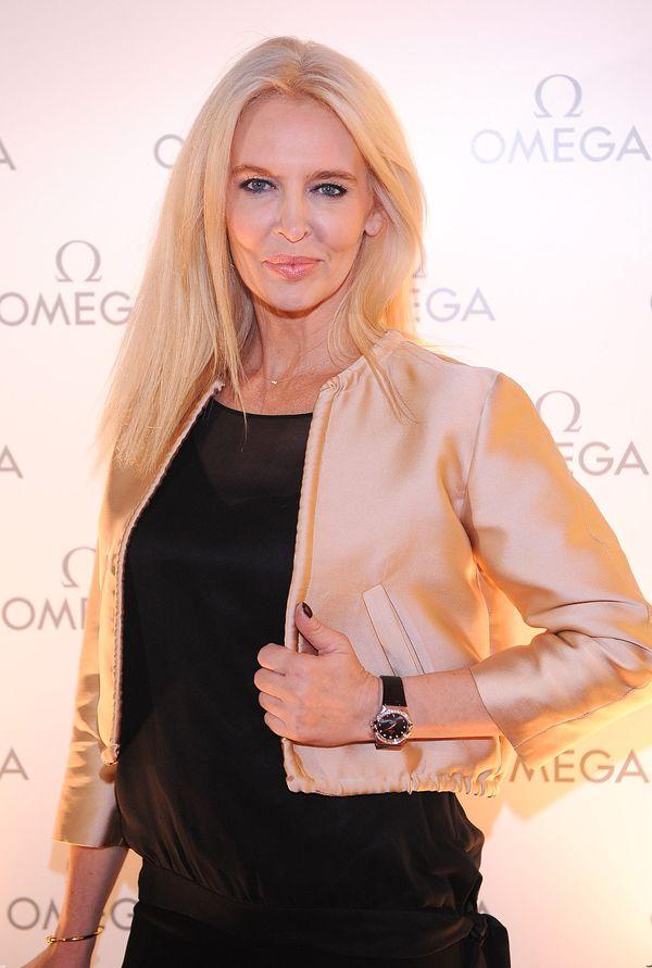 Gwiazdy i celebrytki na otwarciu salonu Omega (FOTO)