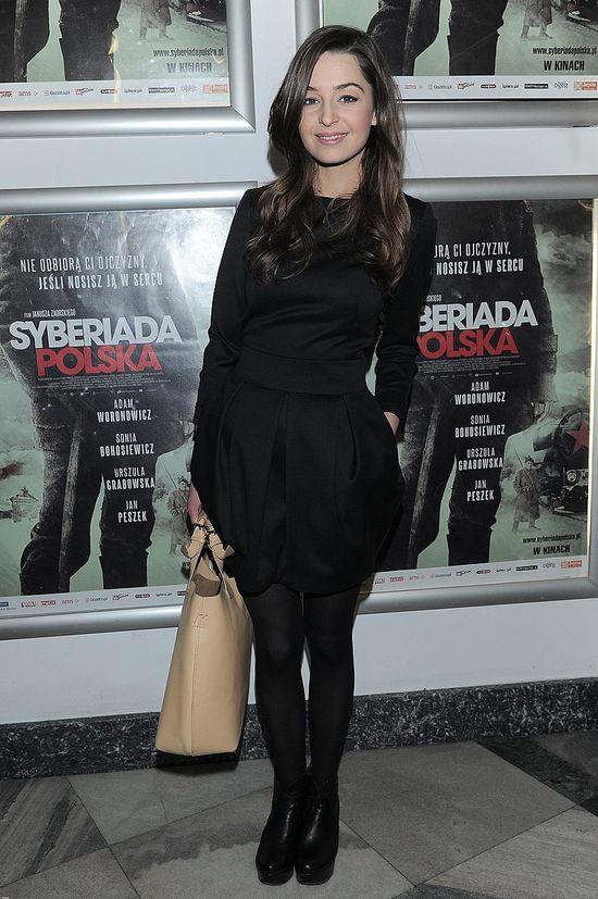 Gwiazdy na pokazie filmu Syberiada polska (FOTO)