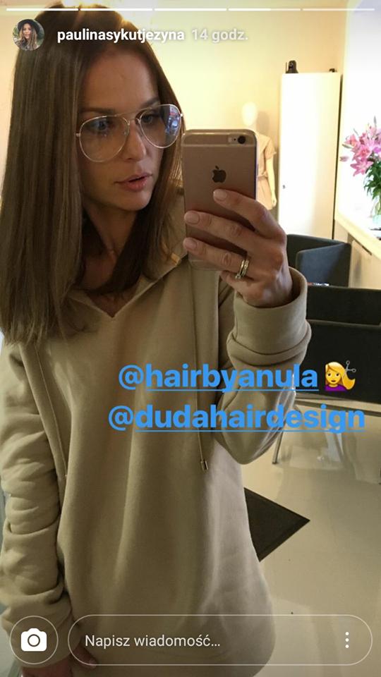 Paulina Sykut obcięła włosy - jak teraz wygląda? (FOTO)