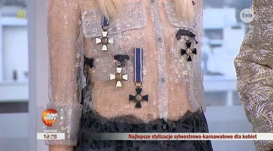 Propozycje sylwestrowych stylizacji według Gosi Baczyńskiej