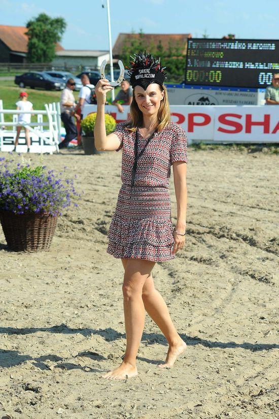 Niezwylke kobiece stylizacje celebrytek na Gałkowo Masters 2016 (FOTO)
