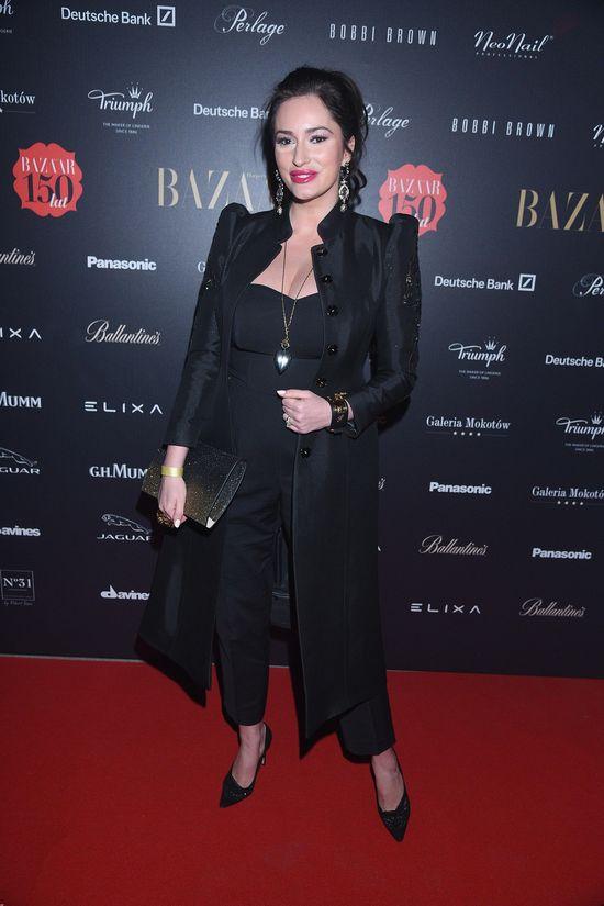 Tłum gwiazd i celebrytek na 150. urodzinach Harper's Bazaar