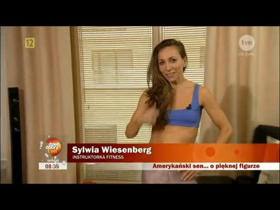 Sylwii Wiesenberg o przepisie na jędrne pośladki