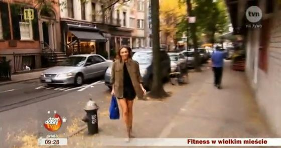 Sylwia Wiesenberg podbija USA (FOTO+VIDEO)