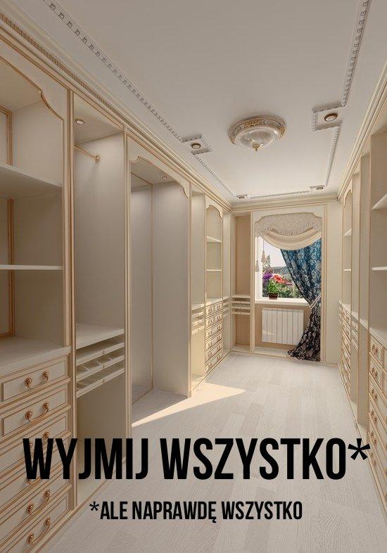 Jak mieć i utrzymać porządek w szafie?