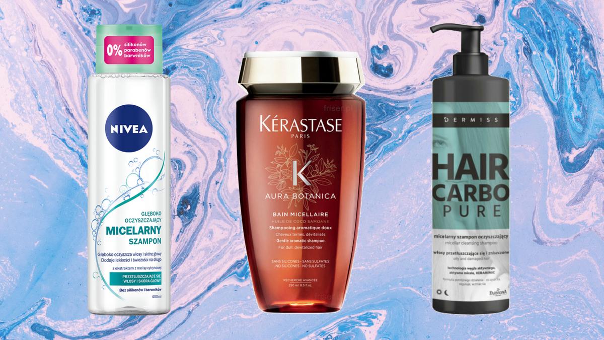 szampon micelarny