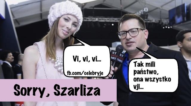 Karolina Gliniecka, czyli vi,vi,vi Charlize Mystery