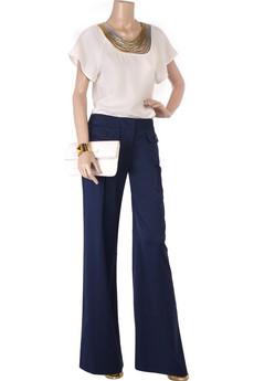Szerokie spodnie - galeria