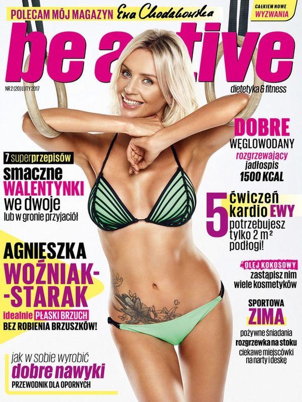 Wiedziałyście, że Agnieszka Szulim ma TAKI tatuaż na brzuchu? (FOTO)