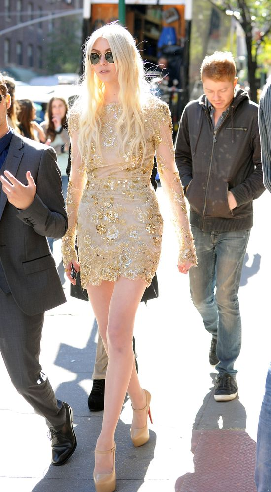 Taylor Momsen rozpoczyna karierę modelki
