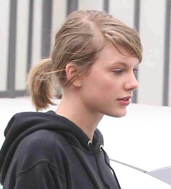 Spocona Taylor Swift bez makijażu... Takiej jej nie znacie