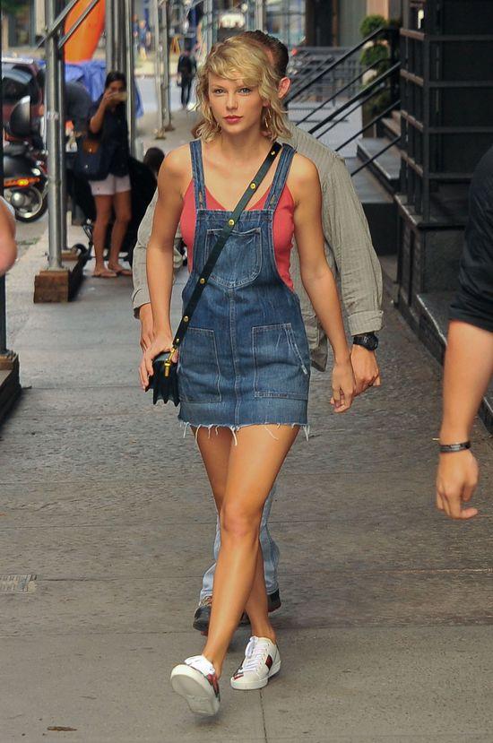 Nie poznacie Taylor Swift na nowych zdjęciach (FOTO)