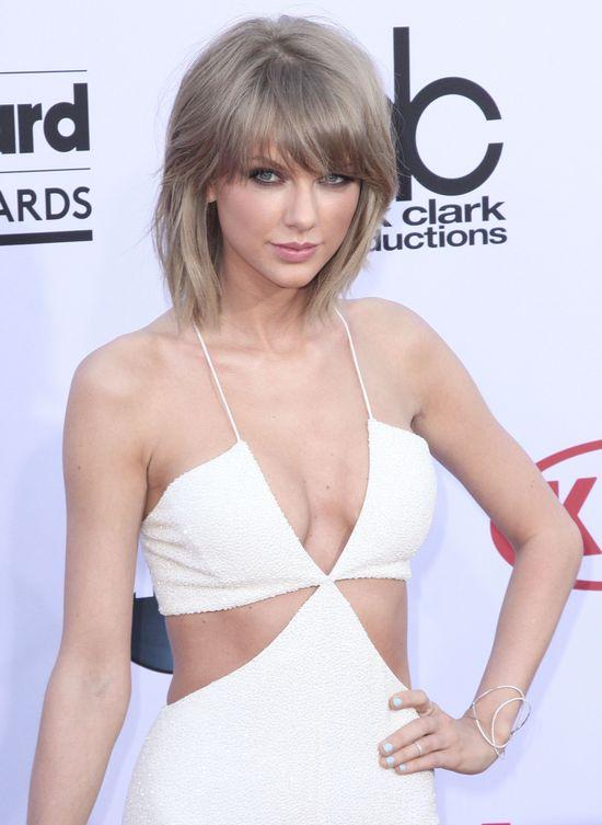 Wiemy, jaką kreację na ślubie chciałaby mieć Taylor Swift