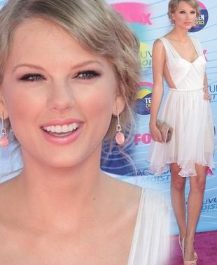 Taylor Swift na Teen Choice Awards (FOTO)