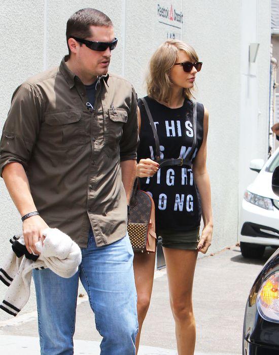 Taylor Swift zaliczyła modową wpadkę