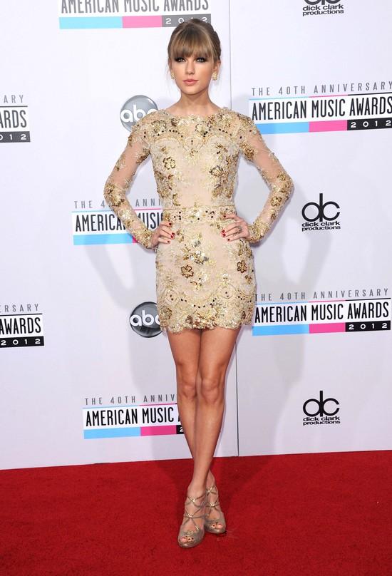 Gwiazdy w cekinowych sukienkach