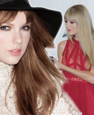 Taylor Swift przyciemniła włosy (FOTO)