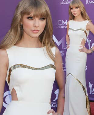 Taylor Swift gwiazdą ACM Awards (FOTO)