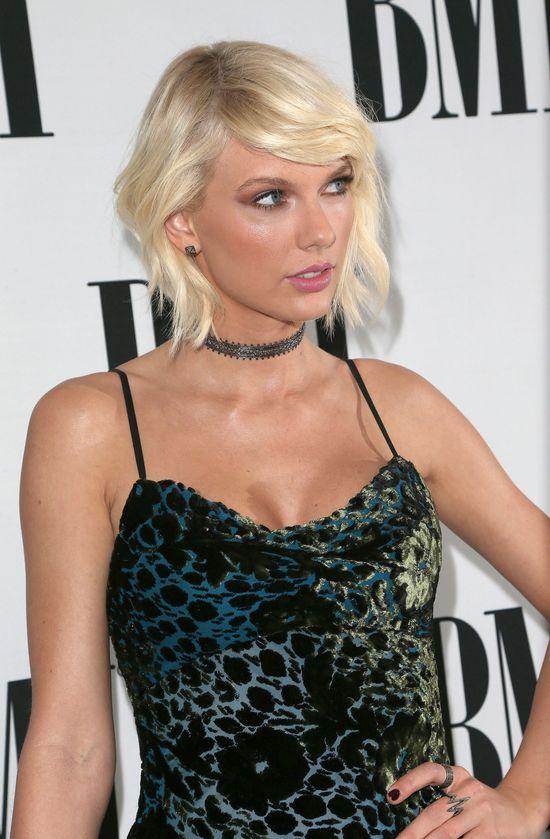 Tommy Hilfiger ma chrapkę na... Taylor Swift