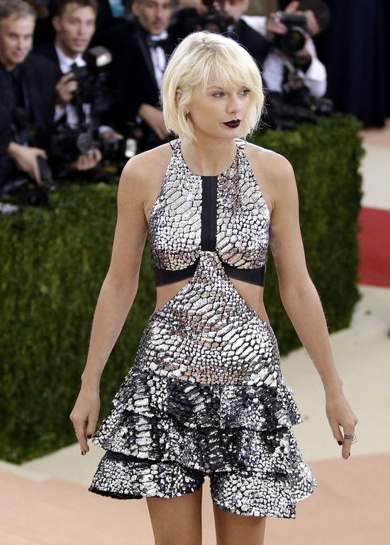 To pierwszy raz, gdy Taylor Swift wyglądała tak... źle