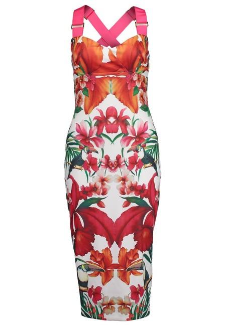 Sukienka w kwiaty - jaką wybierasz?