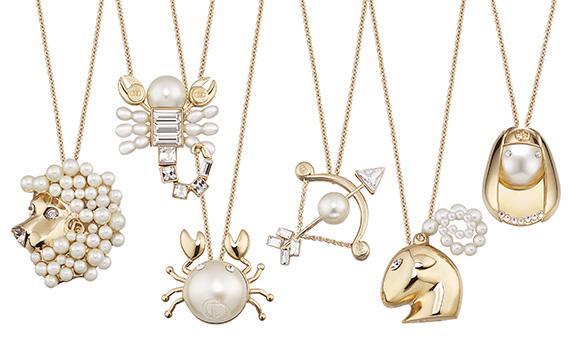 Znaki zodiaku w interpretacji Diora