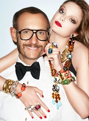 Terry Richardson jako model? (FOTO)