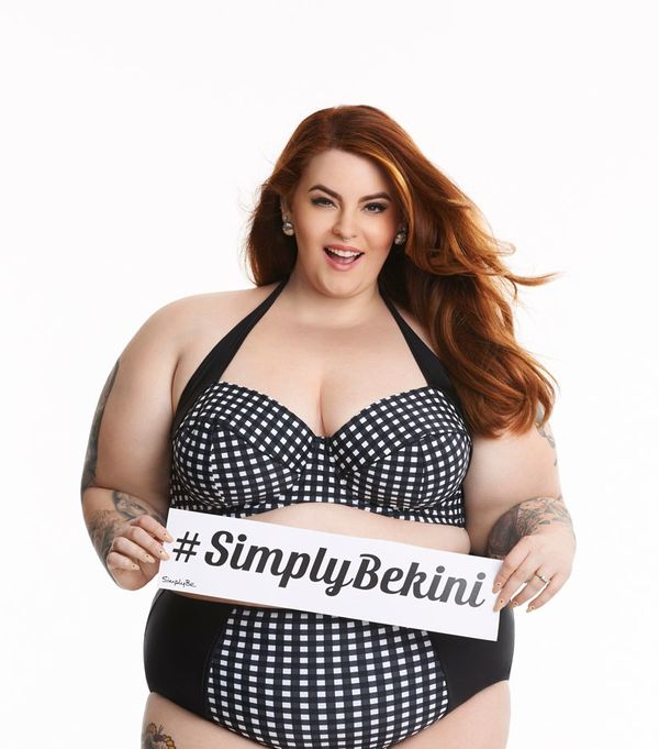 Modelka plus size Tess Holliday znowu zaskakuje (VIDEO)