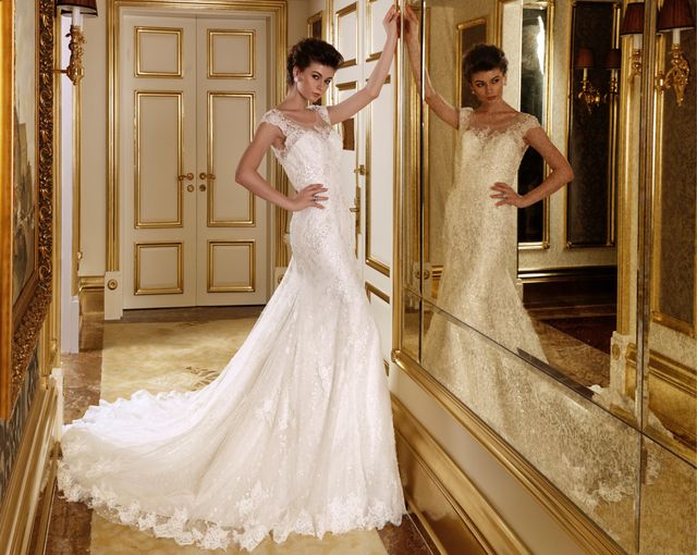 Sukni ślubnych czar - Intuzuri - Ciel 2015 (FOTO)