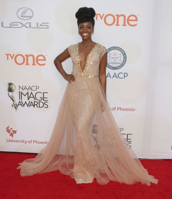 Piękne kreacje na The 46th Annual NAACP Image Awards (FOTO)