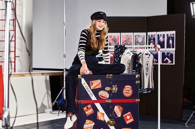 Jesteście fankami Gigi Hadid i kolekcji Tommy'ego Hilfigera? Mamy coś dla Was!