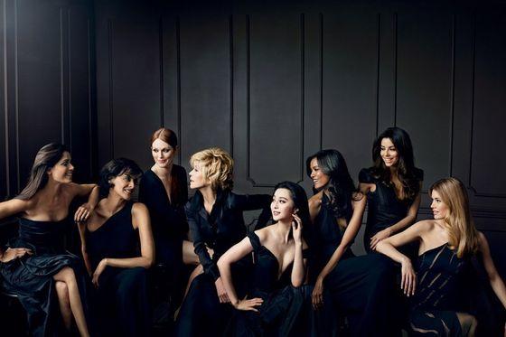 Gwiazdy w kampanii szminek z lini Privee marki L'Oreal