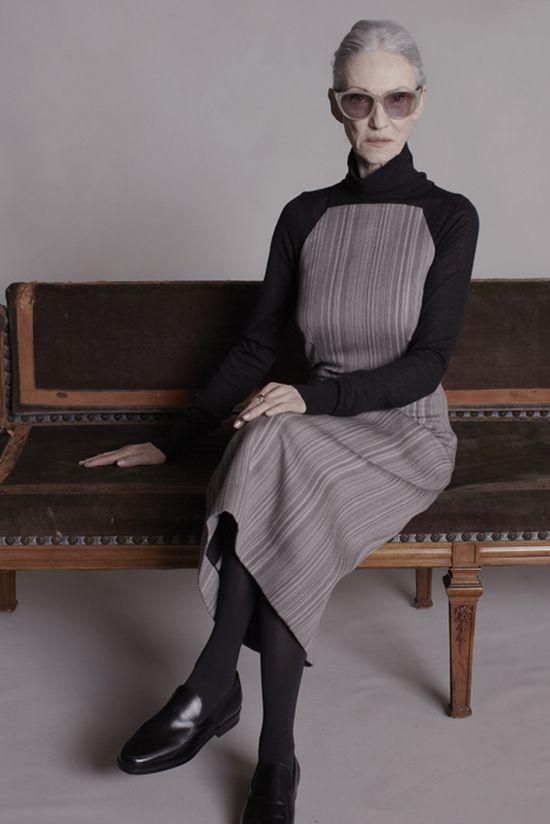 65-letnia Linda Rodin modelką nowej kampanii sióstr Olsen