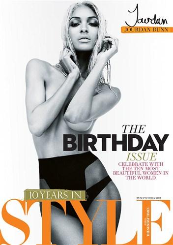 The Sunday Times Styl Magazine świętuje 10. urodziny