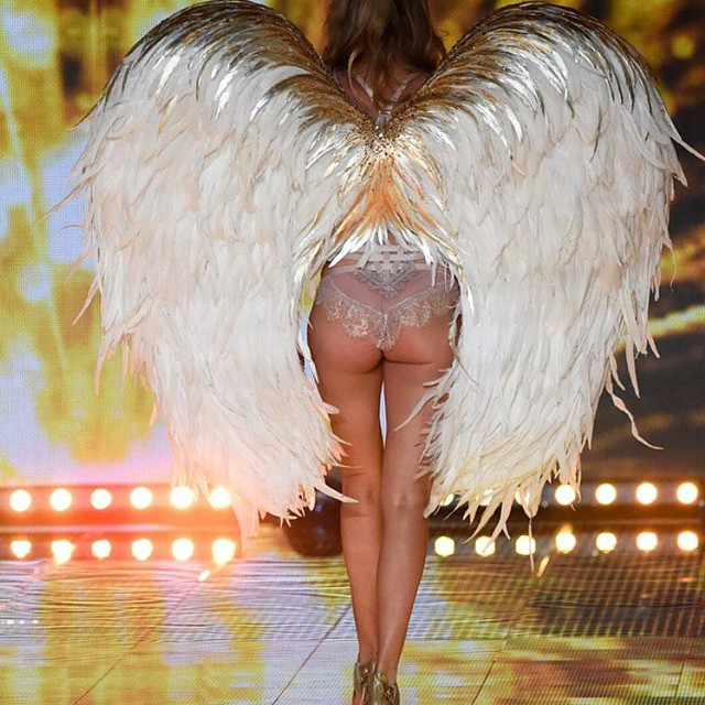 Pokaz Victoria's Secret na Instagramie! (FOTO)