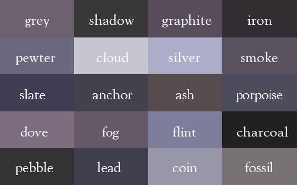 Przewodnik po kolorach - sprawdźcie!