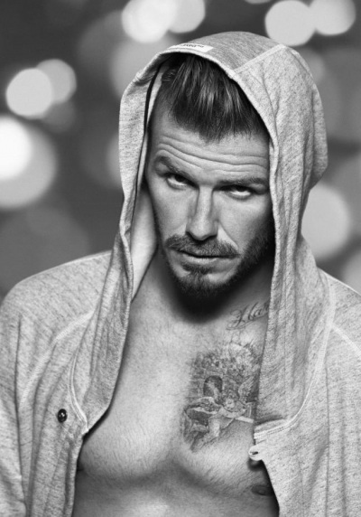 David Beckham ponownie dla  H&M (FOTO)