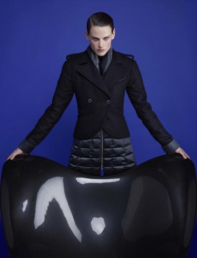 Saskia de Brauw w obiektywie Karla Lagerfelda (FOTO)