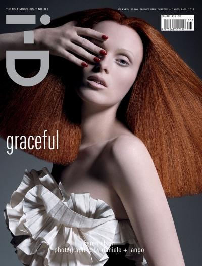 Słynne supermodelki na jesiennych okładkach magazynu i-D