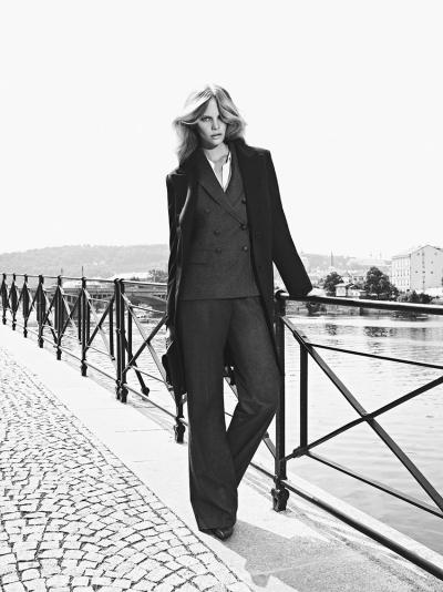 Marloes Horst w jesiennej kampanii marki Sarar (FOTO)