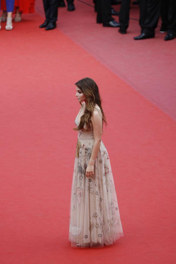 Thylane Blondeau zachwyca w Cannes. Zobaczcie, jak bardzo się zmieniła! (FOTO)