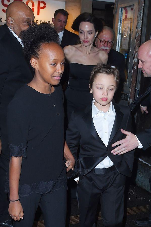 Fani o Angelinie Jolie: Sama skóra i kości! Zobaczcie najnowsze zdjęcia...