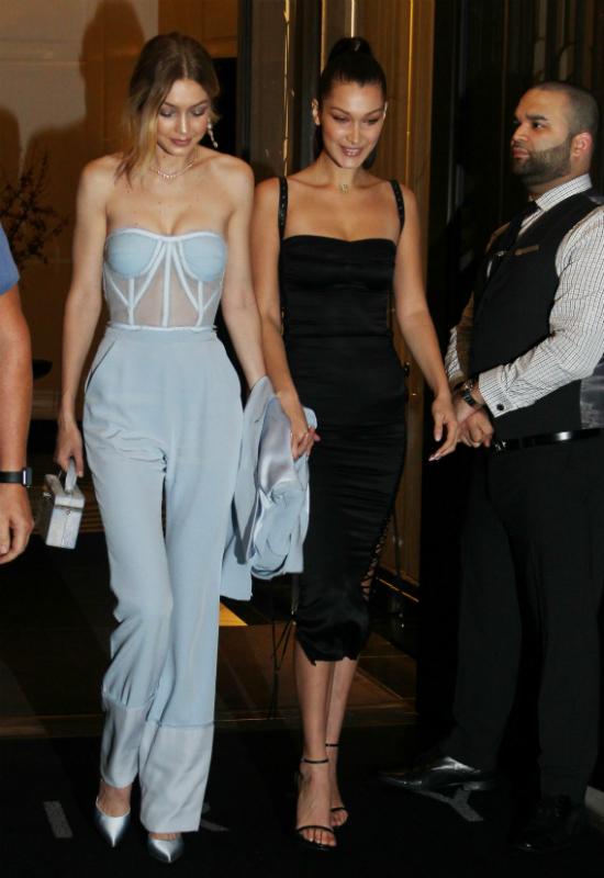 To się nazywa siostrzana miłość! Bella i Gigi Hadid w urodzinowych stylizacjach!