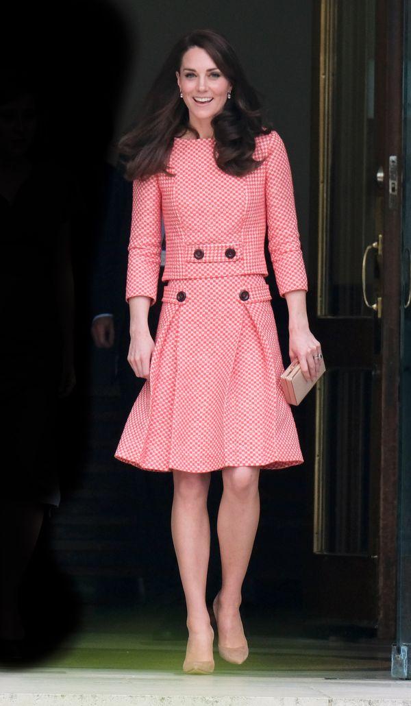 Oficjalne informacje! Rodzina Królewska: Księżna Kate spodziewa się w dziecka!