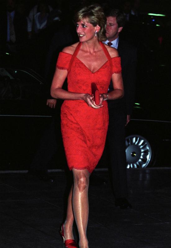 Dwie najbardziej rozchwytywane torebki na świecie noszą imię księżnej Diany